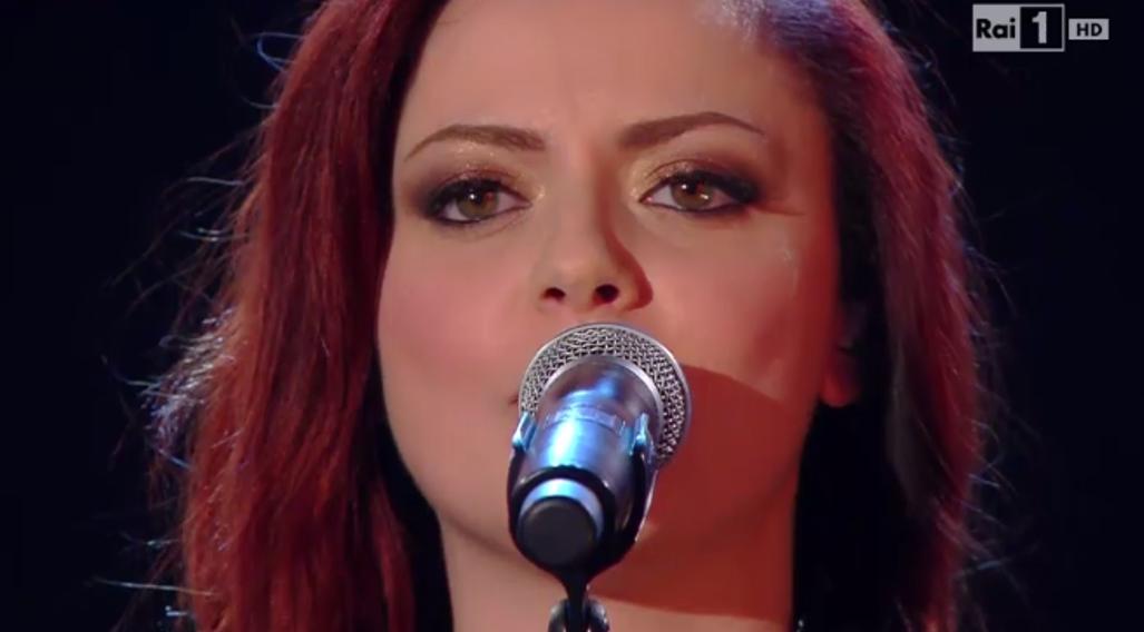 Annalisa canta 'Una finestra tra le stelle'