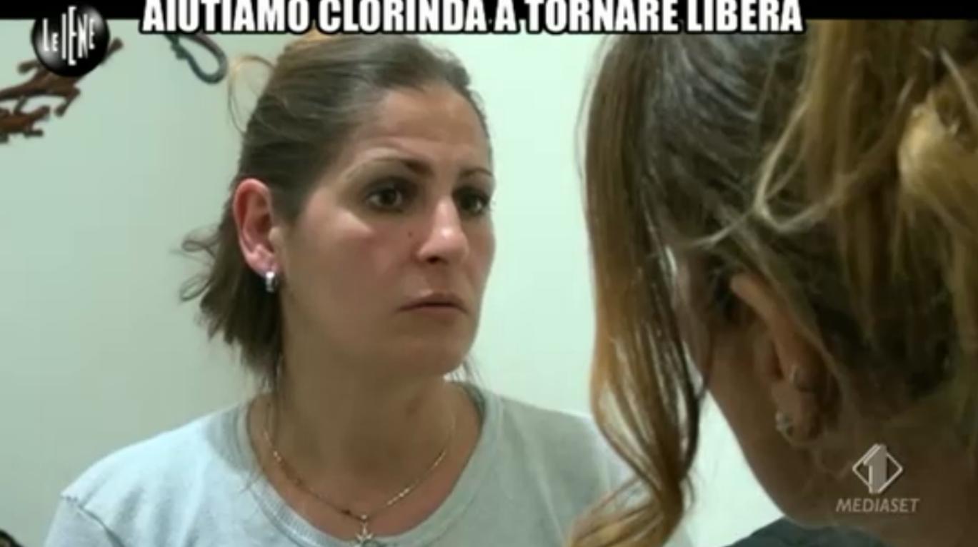 Clorinda minacciata da 7 anni dal marito violento