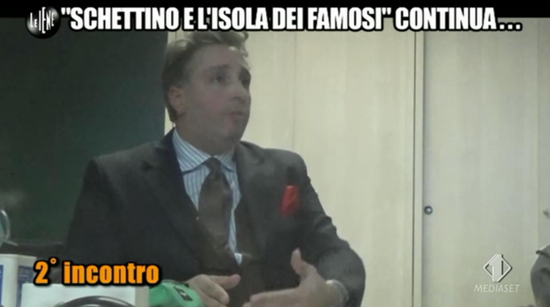 Francesco Pepe a Le Iene