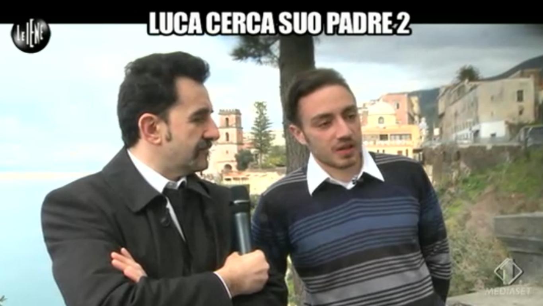 Luca scopre che Carlo non è suo padre