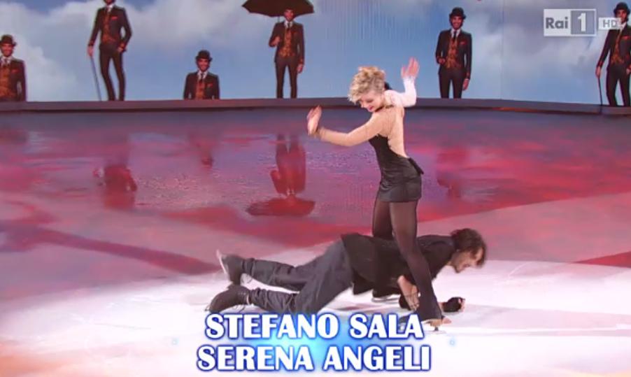 Stefano Sala e Serena Angeli