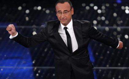 Sanremo 2015, gli ascolti della terza serata: registrato il 49,51% di share