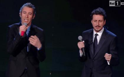 DiMartedì, la copertina a Luca e Paolo: il duo raccoglie l'eredità di Maurizio Crozza