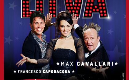 Max Cavallari: Diva – L'amore va in scena a teatro con il comico de I Fichi d'India