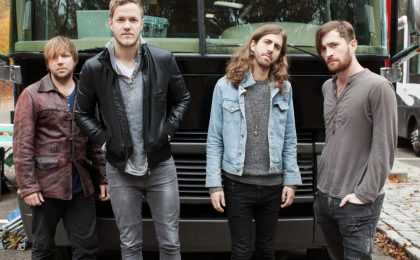 Imagine Dragons: intervista per Sanremo 2015