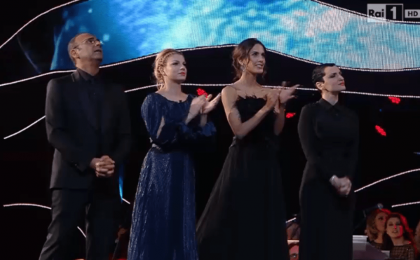 Sanremo 2015: eliminati Anna Tatangelo, Raf, Soliti Idioti e Lara Fabian