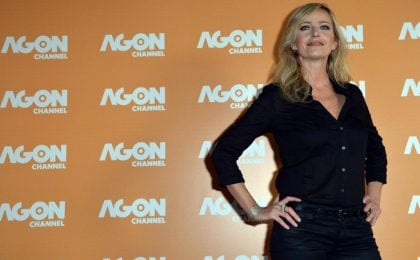Luisella Costamagna ad Agon Channel: 'Lei non sa chi sono io' il primo show da Roma