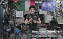 Samantha Cristoforetti a Sanremo 2015