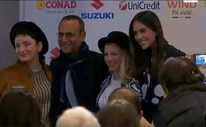 Sanremo 2015, la conferenza stampa dell'11 febbraio: tutte le dichiarazioni in diretta
