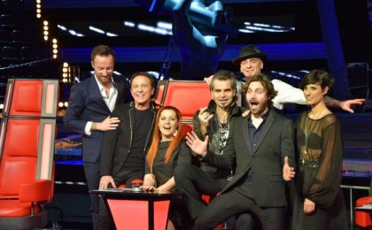 The Voice 2015, i concorrenti giunti ai Live: chi sono?