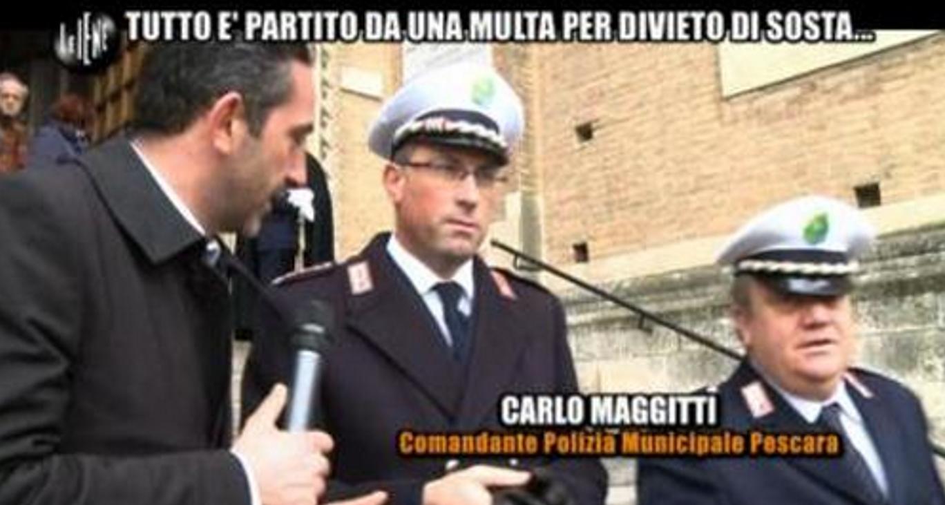 Comandante Pescara