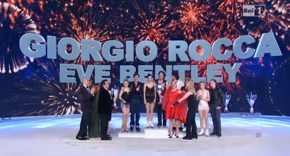 Giorgio Rocca vincitore