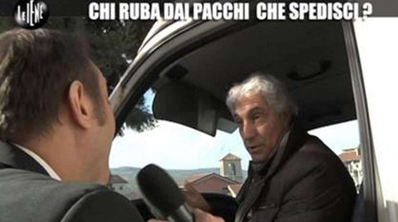 Mauro Casciari   pacchi