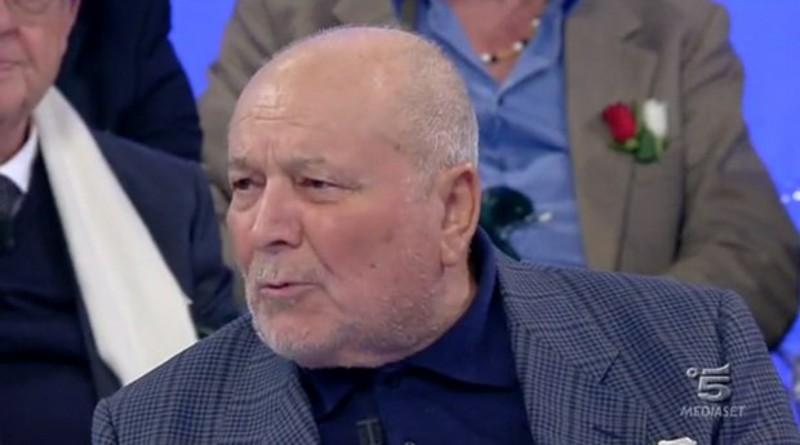 Morto Santo Bonsignore di Uomini e Donne: a dare la notizia è Giuliano Giuliani