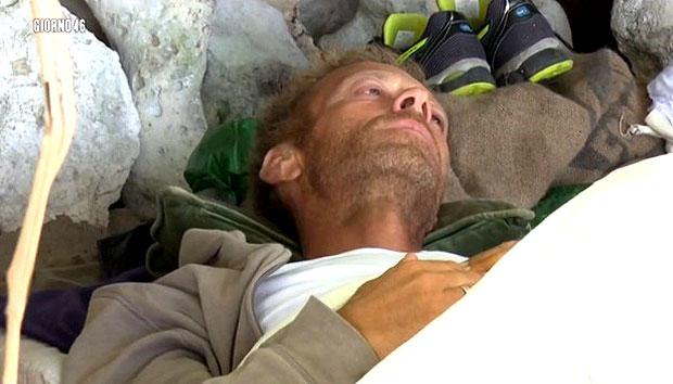 Rocco Siffredi, malore all'Isola dei Famosi 2015: interviene il personale specializzato