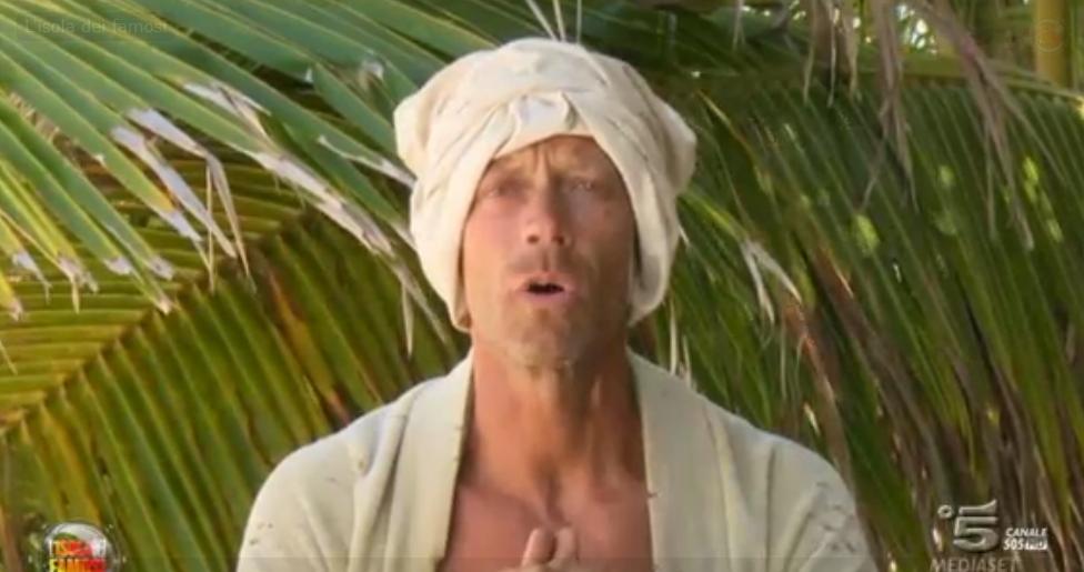 Rocco Siffredi a Playa Desnuda