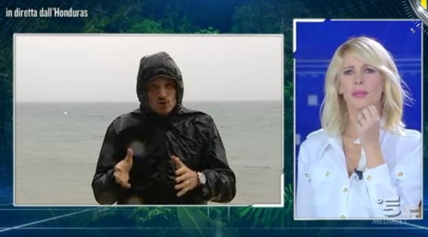 Tempesta in Honduras