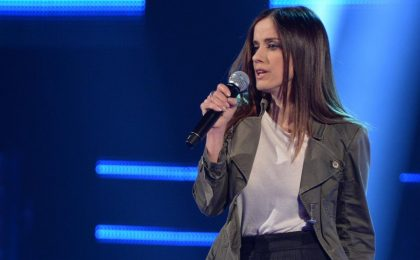 Chiara Iezzi eliminata da The Voice of Italy 2015 ai KnockOut