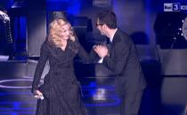 Madonna da Fabio Fazio a Che tempo che fa su Rai 3