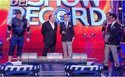 Lo Show dei Record 2015, ottava puntata 6 aprile su Canale 5: diretta live esibizioni