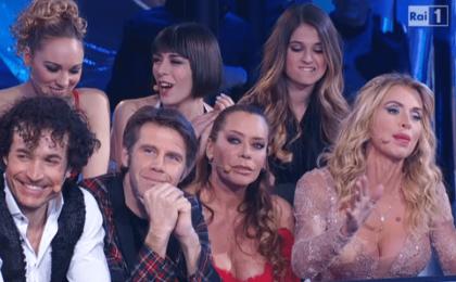 Notti sul ghiaccio 2015, puntata 7 marzo diretta-live: eliminati Valeria Marini e Giulio Base