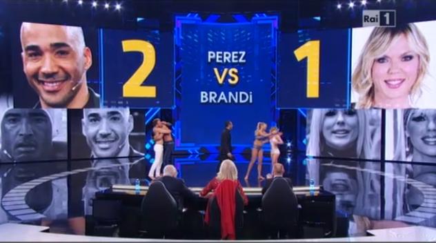 Amaurys Perez vince la sfida