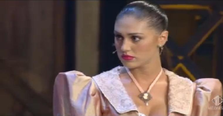Cecilia Rodriguez interpreta Donna Pepa ne I segreti del Segreto