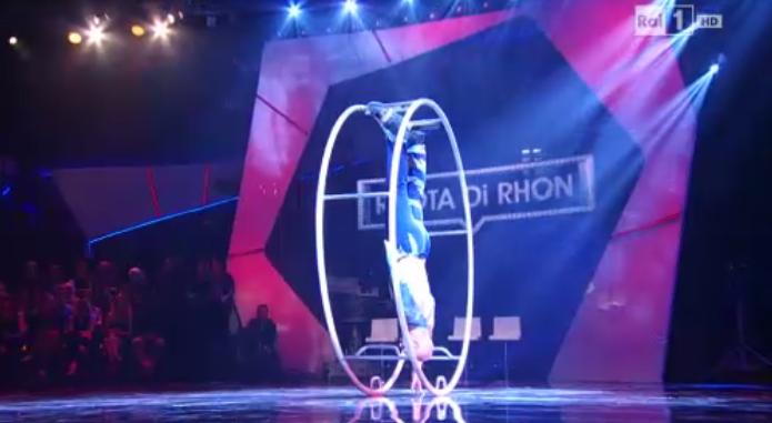 La ruota di Rhon tra le esibizioni della prossima settimana