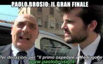 Paolo Brosio incontra il Papa: Le Iene redimono Scherzi a Parte