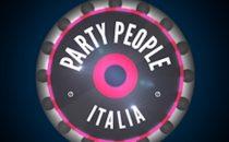Party People Italia: su Rai 2 dal 15 Aprile 2015. Conduce Alberto DOnofrio