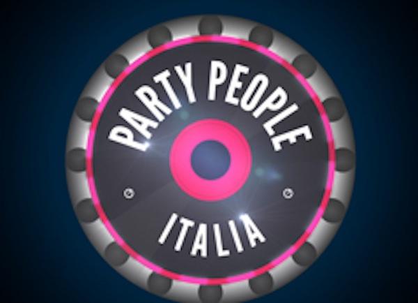 Party People Italia: su Rai 2 dal 15 Aprile 2015. Conduce Alberto D'Onofrio