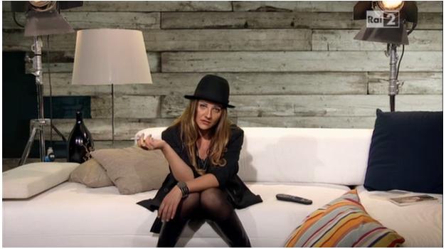 'Quelli che il calcio': Lucia Ocone propone la parodia di Tea Falco, l'attrice di 1992 [VIDEO]
