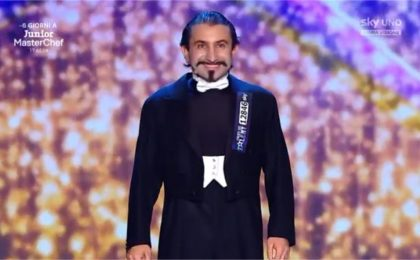 Simone Barbato, il mimo di Zelig a Italia's got Talent 2015