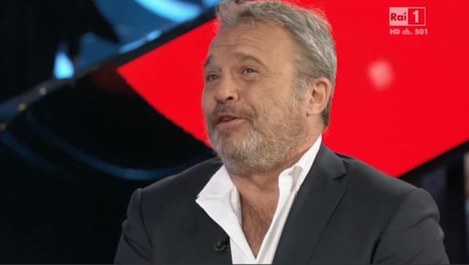 Claudio Amendola a Senza parole del 16 maggio 2015
