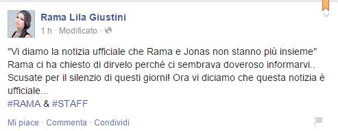Rama post
