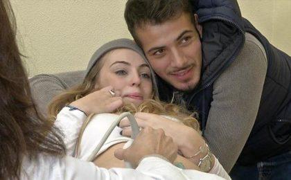 Aldo e Alessia a Pomeriggio 5: lettera d'amore per l'ex tronista di Uomini e Donne