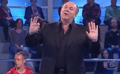 Caduta Libera, su Canale 5 puntata speciale con concorrenti VIP