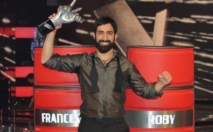 The Voice 3: il vincitore è Fabio Curto del Team Facchinetti