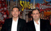 Fabio e Mingo, ex inviati di Striscia la notizia