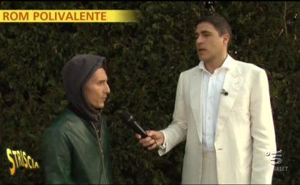 'Rom polivalente': Striscia la Notizia smaschera i servizi falsi di Quinta Colonna