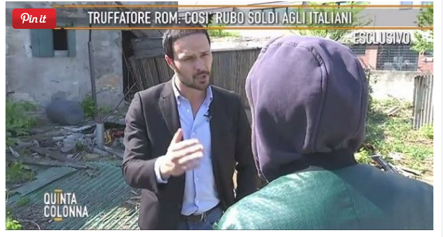 Fulvio Benelli, il giornalista di Quinta Colonna replica dopo il licenziamento: 'Sono stato truffato'