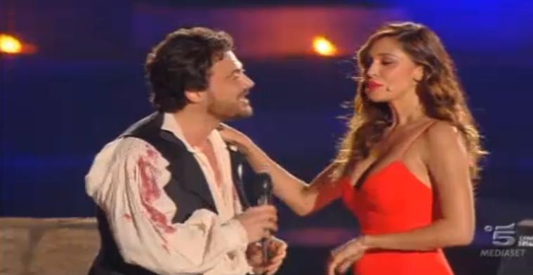 Belen con Vittorio Grigolo