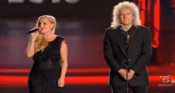 Brian May all'Arena di Verona