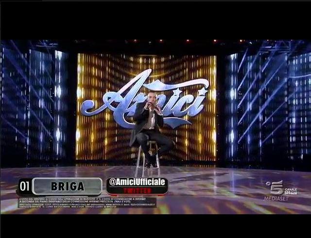 Briga canta La fine