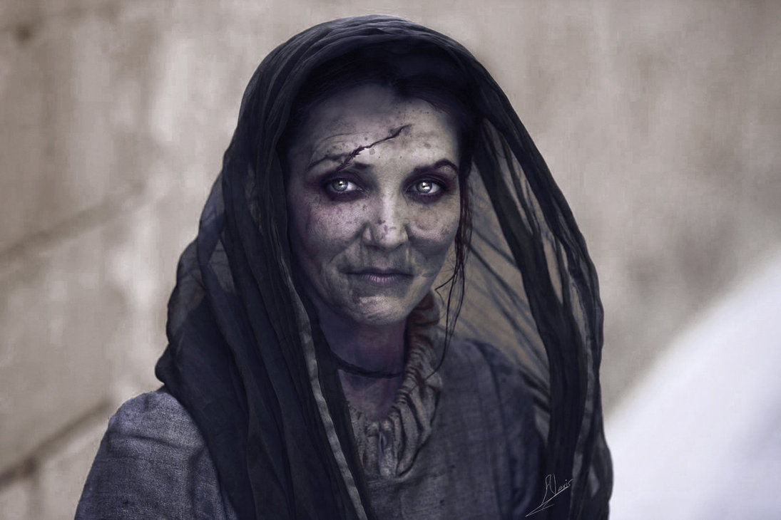 Catelyn Stark il ritorno