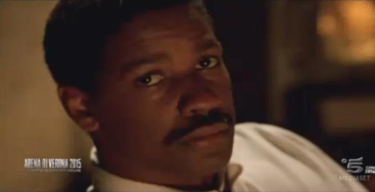 Denzel Washington in Philadelphia