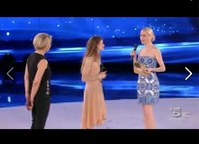 Eleonora Abbagnato premia Virginia