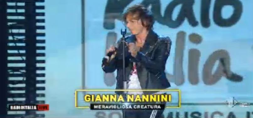 Gianna Nannini, Meravigliosa creatura