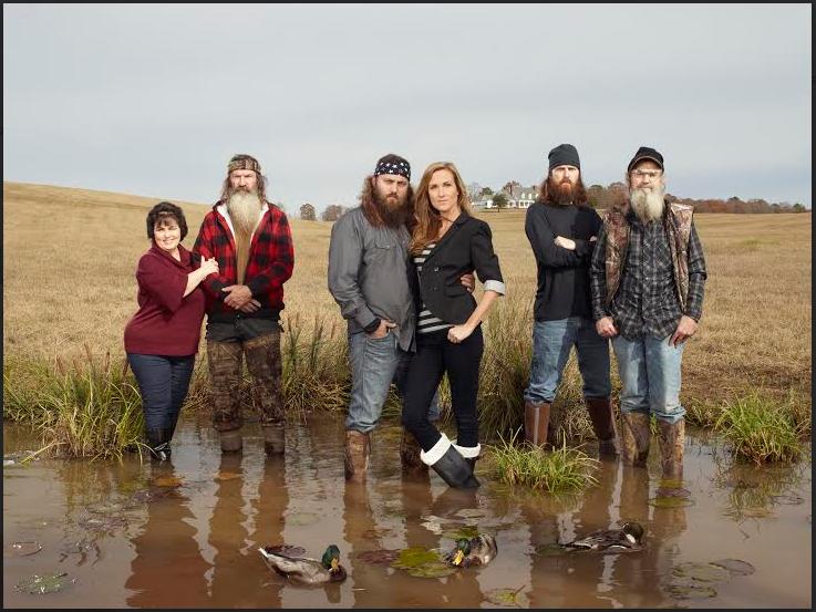 Ducky Dynasty su Sky Uno: il reality sulla vita dei Robertson, una pazza famiglia d'America