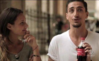 Beatrice Valli e Marcello Sacchetta: a #Daiunbacio su Italia 1 inviati per il Coca Cola Summer Festival